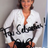 Caroline Beil Autographed Picture