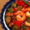 Quick sausage-shrimp skillet celebrates the flavors of New Orleans