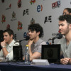 Pictures: Jonas Brothers press conference in Chile 2/26/13